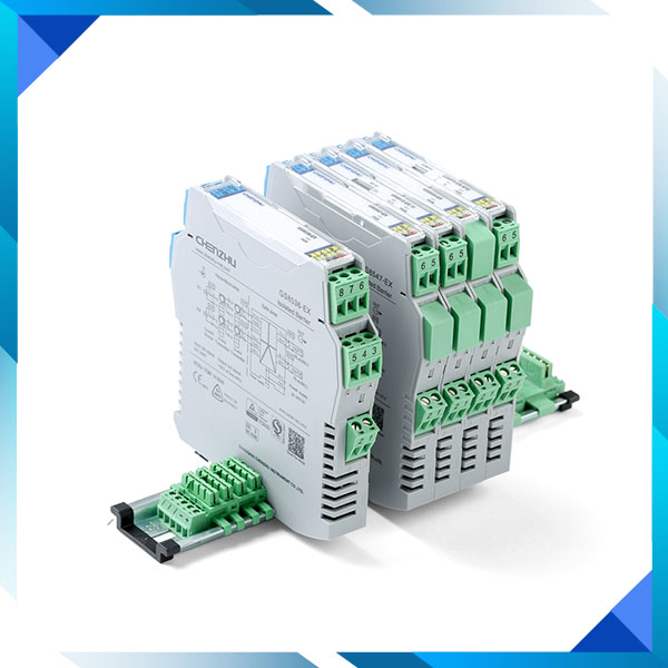 1input,2outputs DI,Relay output Isolated Barrier