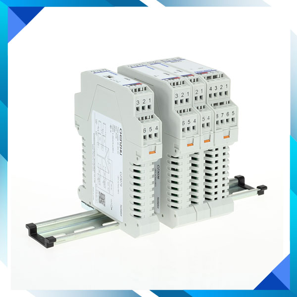 2 inputs 2 outputs RTD Input Signal Isolator