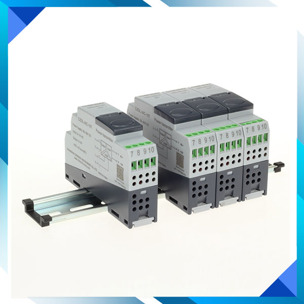 AC current input,power Transmitter(2 channel)