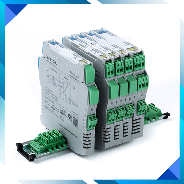 1 inputs 1 outputs TC Input Isolated Barrier