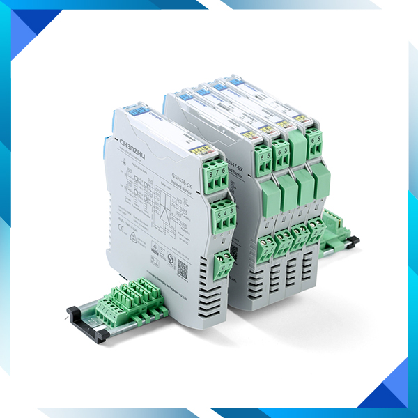 2 inputs 2 outputs TC Input Isolated Barrier