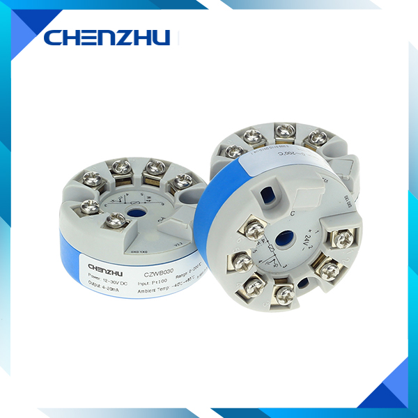 RTD input isolated temperature transmitter